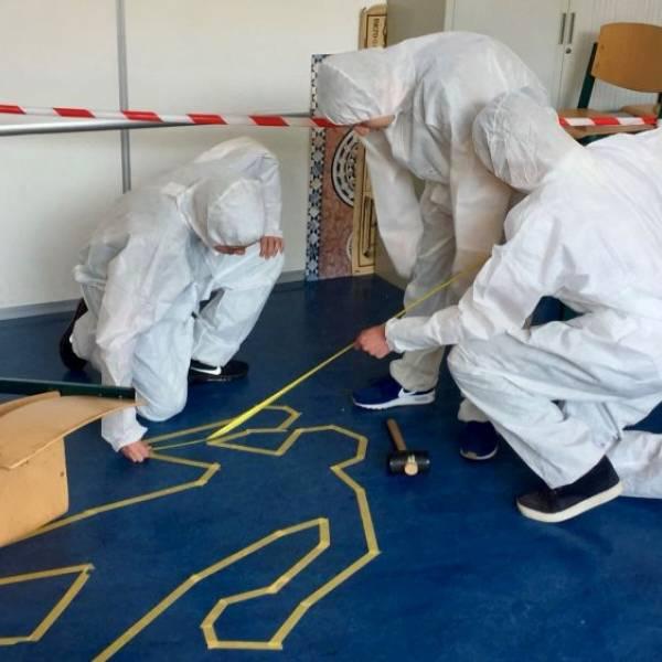 CSI op de BSG