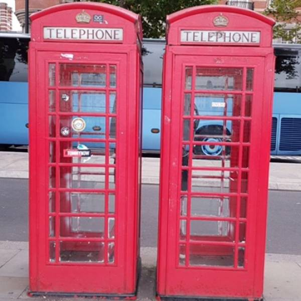 4 havo naar Londen