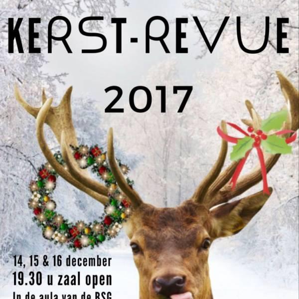 Muziektheater BSG speelt Kerstrevue