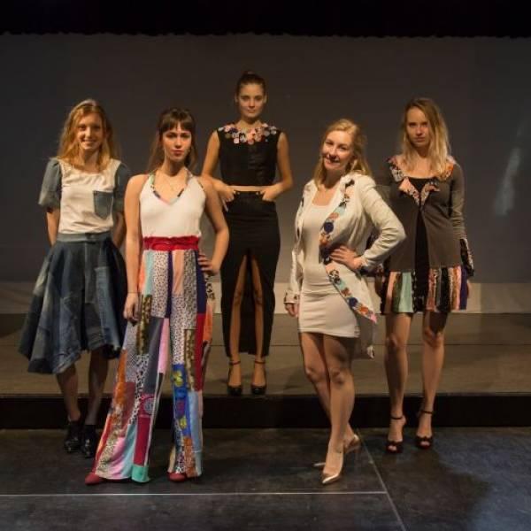 Modeshow vrijdag 9 maart