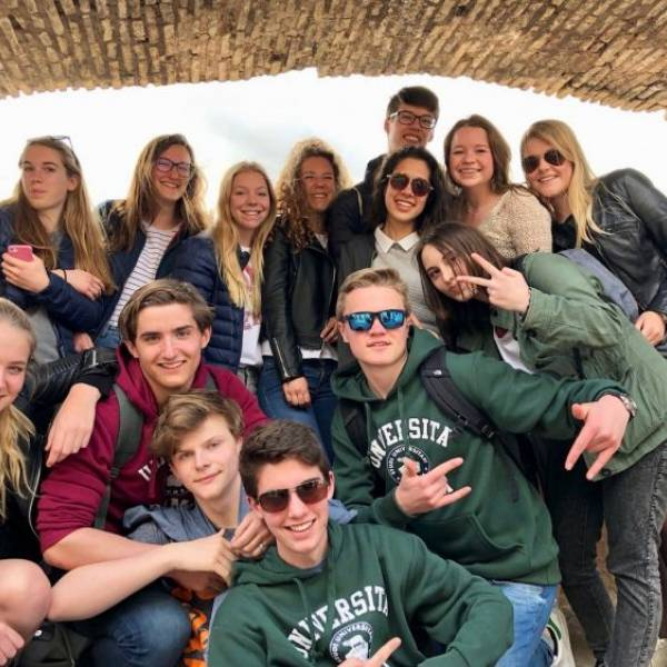 5 atheneum in Rome