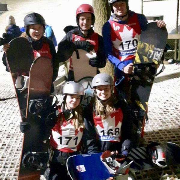 BSG 2e bij voorronde NK snowboarden
