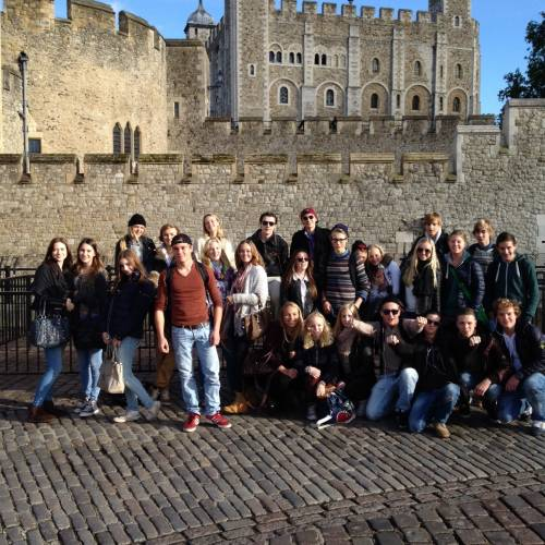 Londen excursie 4 havo