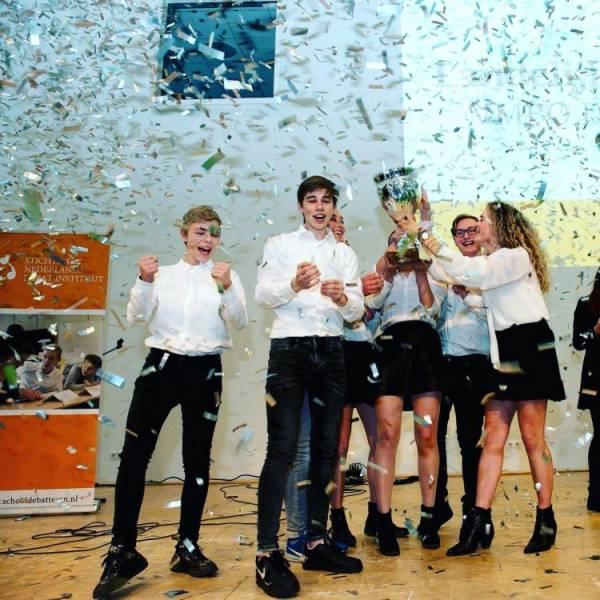 BSG Nederlands kampioen debatteren