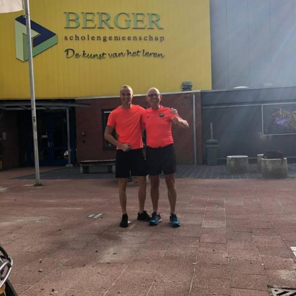 BSG doet mee met Rondje Bergen